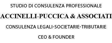 Accinelli-Puccica & Associati